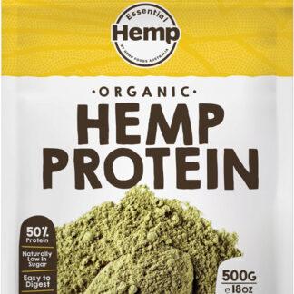 essential hemp hemp protein 500g