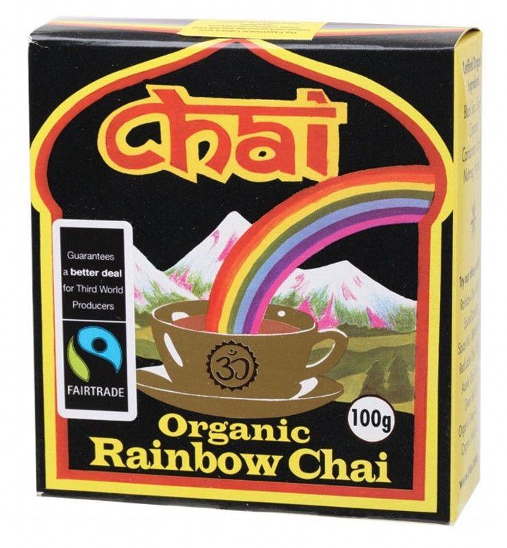 chai rainbow chai organic