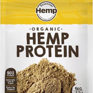 essential hemp hemp protein 1kg