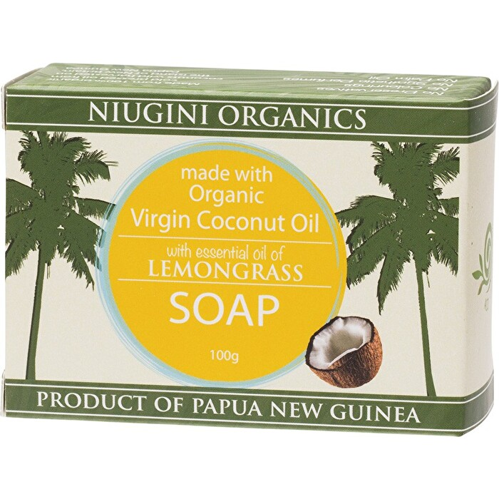 niugini soap lemongrass