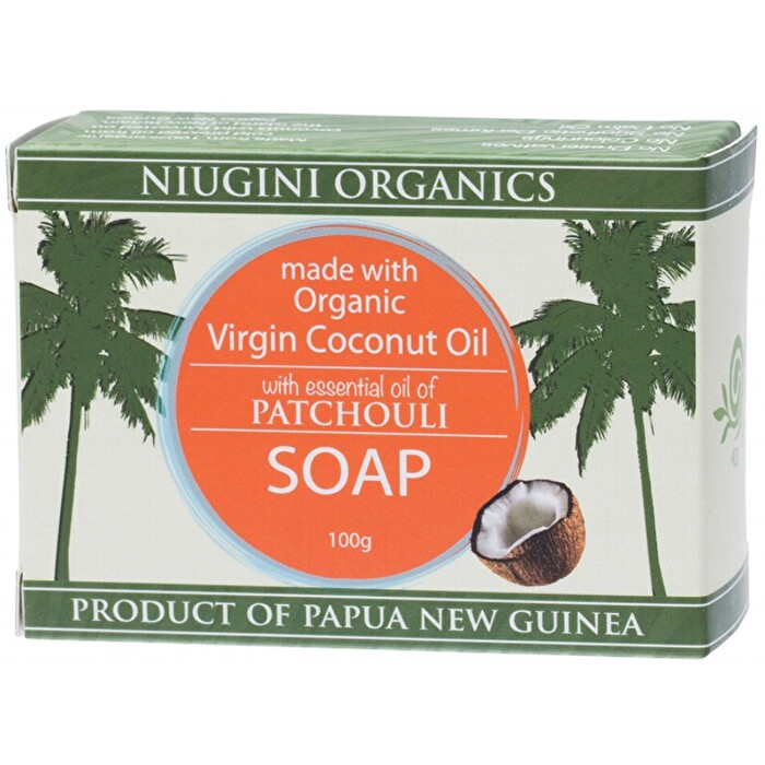 niugini soap patchouli