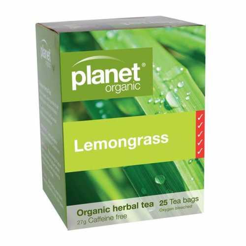 planet organic lemongrass