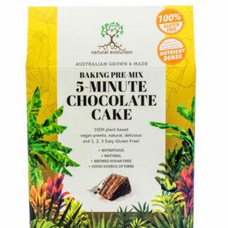 natural evolution chocolate cake