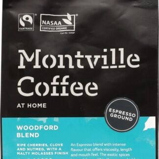 montville coffee woodford blend