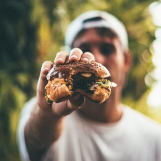 Vegan Protein Patties